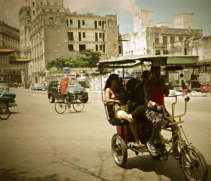 La Habana, Cuba, septiembre 2014. Foto:  Luis Guillermo Pineda Rodas