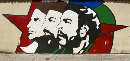 Típico mural cubano. Foto: Ed Yourdon